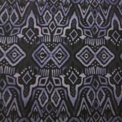 Camelot Indigo Rose Cotton Fabric