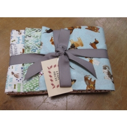 Creations Quilt Kit 6 Easy Pieces Dogs