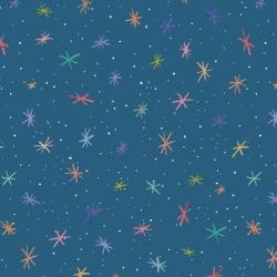 Windham Fabrics Winter Sky 52585D-5