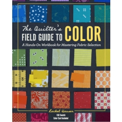 Quilters Field Guide for Color Book