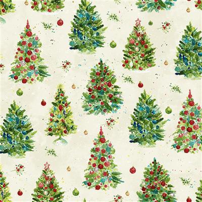 Clothworks O Christmas Tree Y3234 2