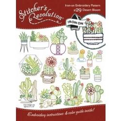 Stitcher's Revolution SR29 Desert Bloom