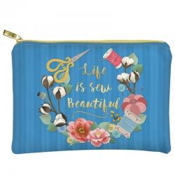 Moda Glam Bag Life is Beautiful
