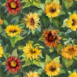 Wilmington Fabrics Flowers in the Sun 79277 757