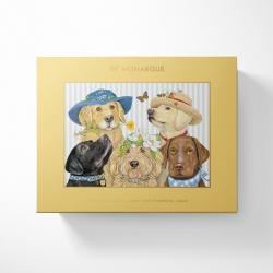 Monarque Giftable Puzzle Dogs