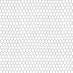 Quilting Treasures Chicken Wire Fabric 28408 Z