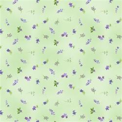Clothworks Flower Shop Y3303 109 Mint