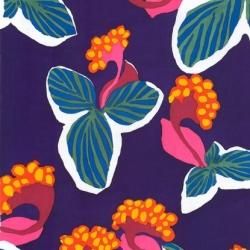 Alexander Henry Flor Tropical 8861 Purple