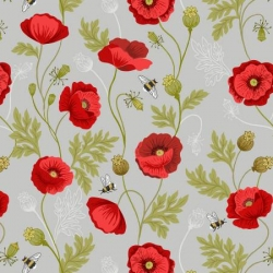 Lewis & Irene Poppies A553-1