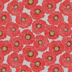 Lewis & Irene Poppies A554-1