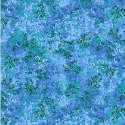 Michael Miller Blue Muse CXC9733 Azur