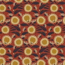 Clothworks Sunny Days Sunflower Y3305 51