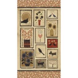 Clothworks Sunny Days Panel Y3304 60