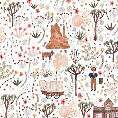 Figo Fabrics Wild West 90431-10