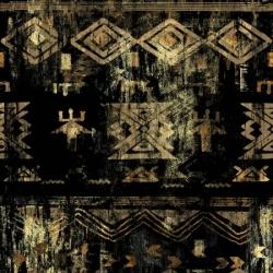 3 Wishes Global Luxe Black Geometric18006 Black
