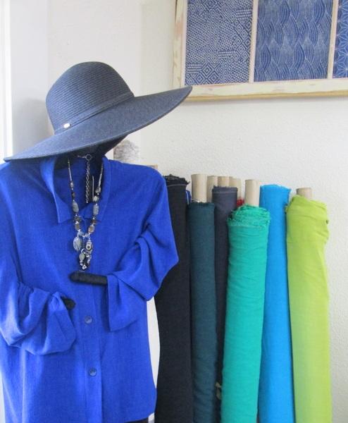 Silky Noil from Telio Fabrics