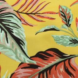 Telio Gauguin Rayon Print 42383 03 yellow