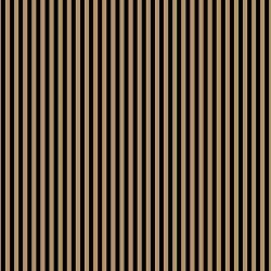 Timeless Treasures Stripe C8109 Tan Black