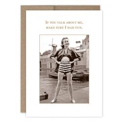 Shannon Martin Greeting Card SM722