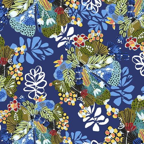 Boho Blossoms by Kelli May-Krenz Wildflowers