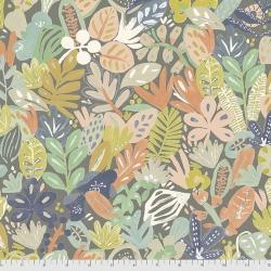 Free Spirit Fabrics Escala PWSD030 Grey