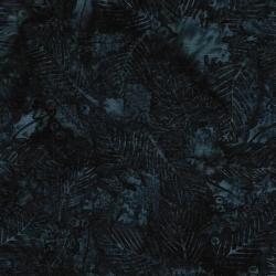 Island Batik Cotton Navy Berries 122018584