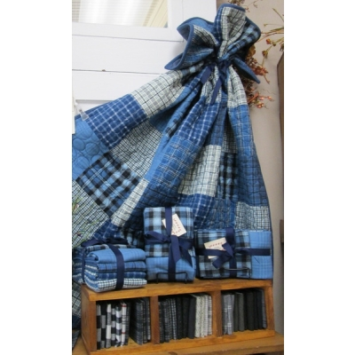 Pieces of Eight Quilt Kit from Creations in Kerrville