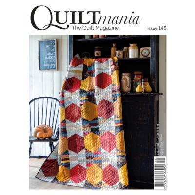 Quiltmania Magazine Issue 145 Sept-Oct 2021